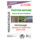 Exposition de photographies de nature