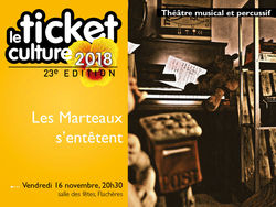 Ticket culture : Spectacle à Flachères