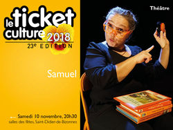 Ticket culture : Spectacle à Saint-Didier-de-Bizonnes