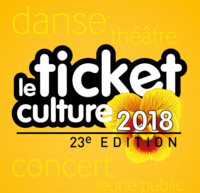 Sites > Centres socioculturels > Ticket culture > Logo TC 2018